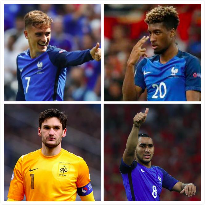 前看 法媒设想法国队世界杯阵容
