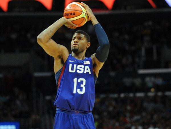 乔治认为美国男篮需要做出一些改变
