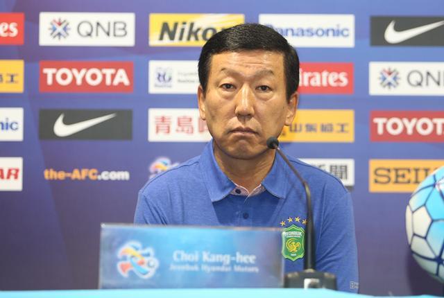 崔康熙发布会屡次强调赢球:我们是冠军球队