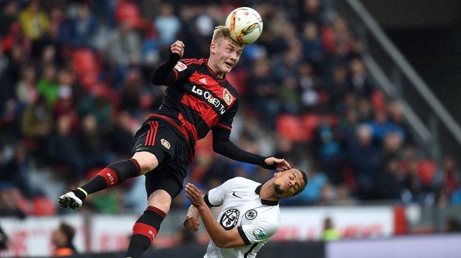 据《体育图片报》的报道,拜仁正在考虑未来邀请勒沃库森小将布兰特