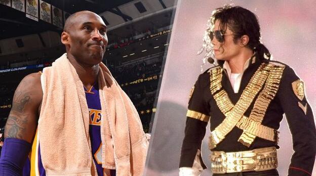 科比:每天都在听迈克尔-杰克逊的歌