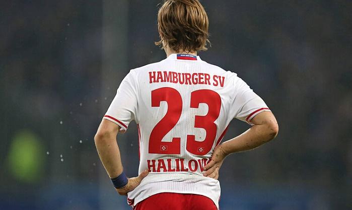处境艰难,哈利洛维奇被排除出汉堡德国杯大名单
