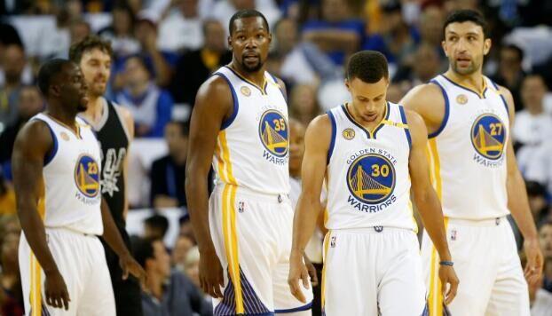 Kevin Durant:球隊好像被重重地扇了一記耳光
