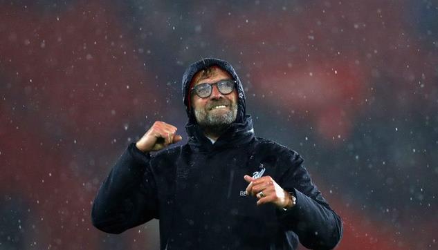 克洛普:利物浦的表现比我预计的要好