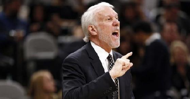Gregg Popovich提醒隊員:籃球是你們的工作