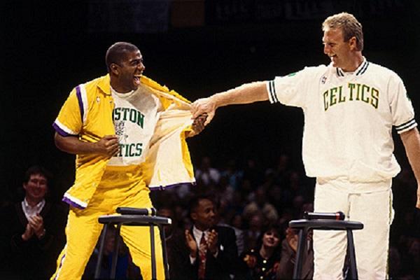 """[籃球百科]37年前的今天,""""魔鳥""""NBA初對決,開啟傳奇序幕"""