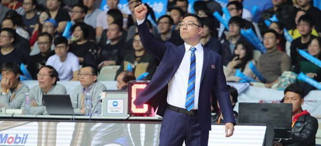 刘鹏:上海打得好的时候算支准强队
