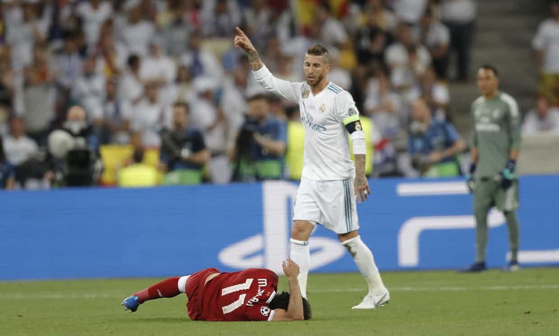 克洛普回顾欧冠决赛:不喜欢拉莫斯赛后的话,他的举动残忍图片