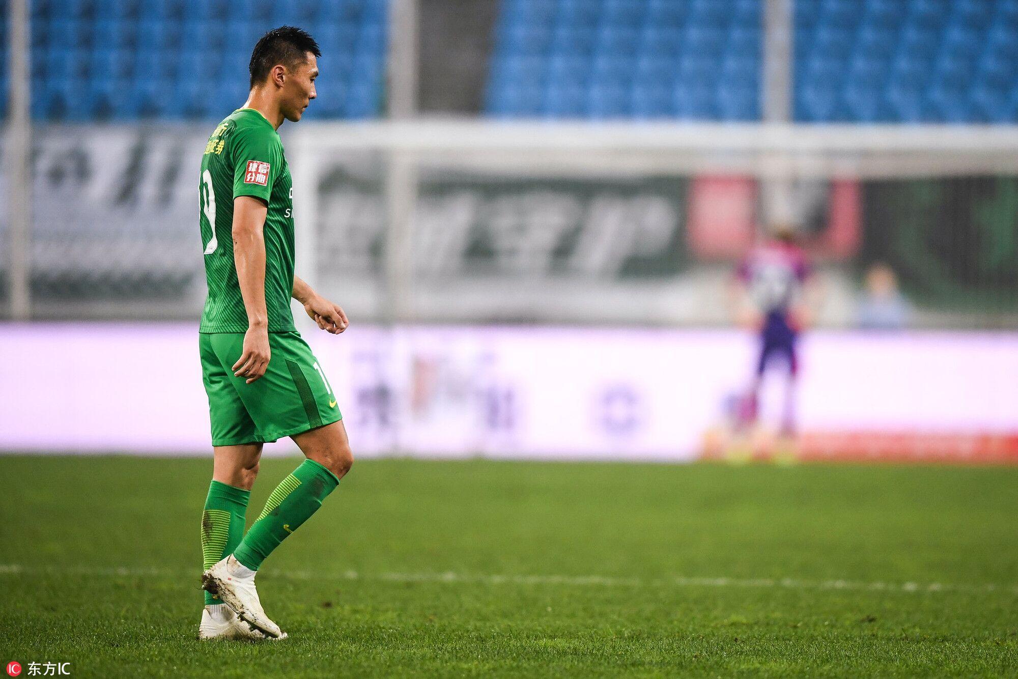 媒体人宋词:于大宝不是徐云龙,他这周都在练中后卫