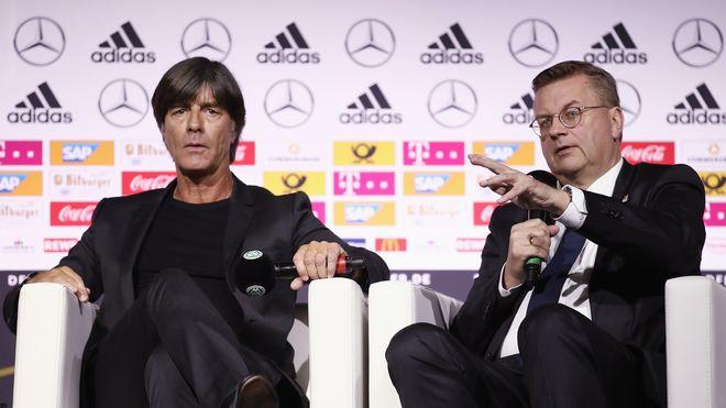 德足协主席:仍将继续变革,明年目标晋级欧洲杯