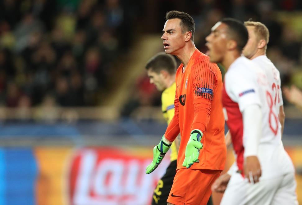 断崖式下滑,摩纳哥连续两个赛季欧冠小组赛未尝胜绩