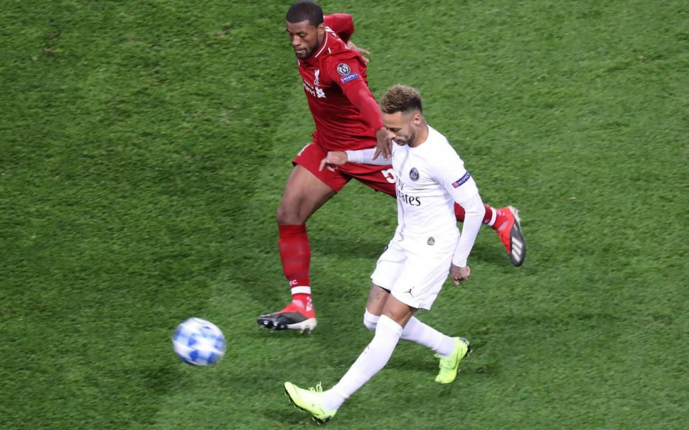 内马尔:欧冠主场踢利物浦,是巴黎本赛季至今最关键比赛