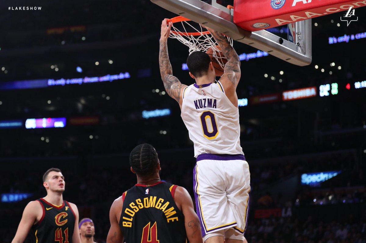 末节18分!库兹马全场29+9+4难阻球队失利 NBA新闻 第1张
