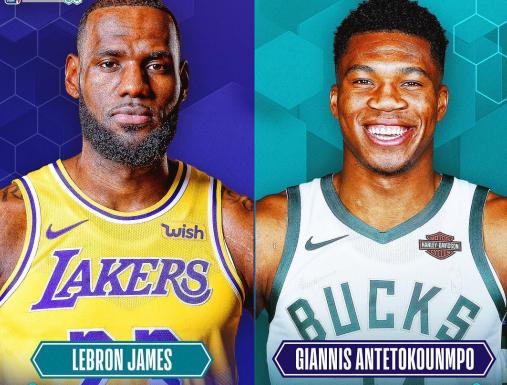 群星璀璨!NBA官方为东西部全明星首发制作海报图集