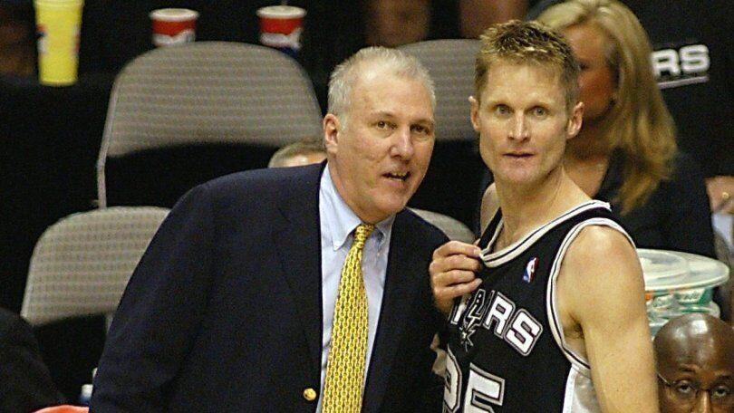 科尔:不认为波波维奇接近退休,我知道他多热爱执教