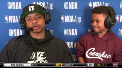 小托马斯:我经历了很多事情,很高兴能够重新踏上赛场 NBA新闻