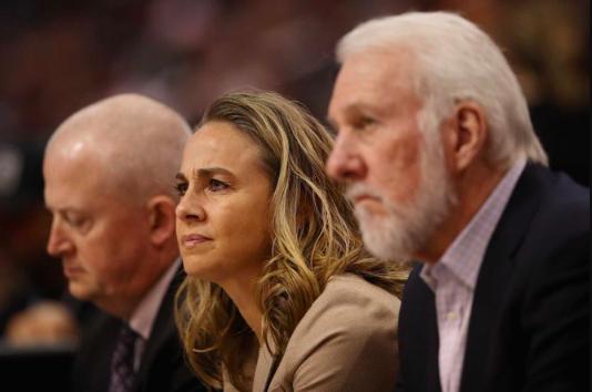 前国王女助教莉波曼:哈蒙会成为一名NBA主教练