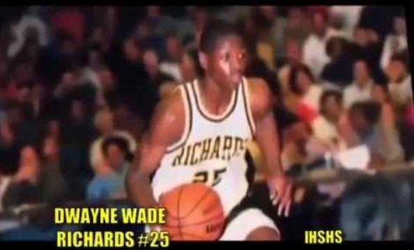 韦德:在高二身高长高后,我开始以NBA为目标努力
