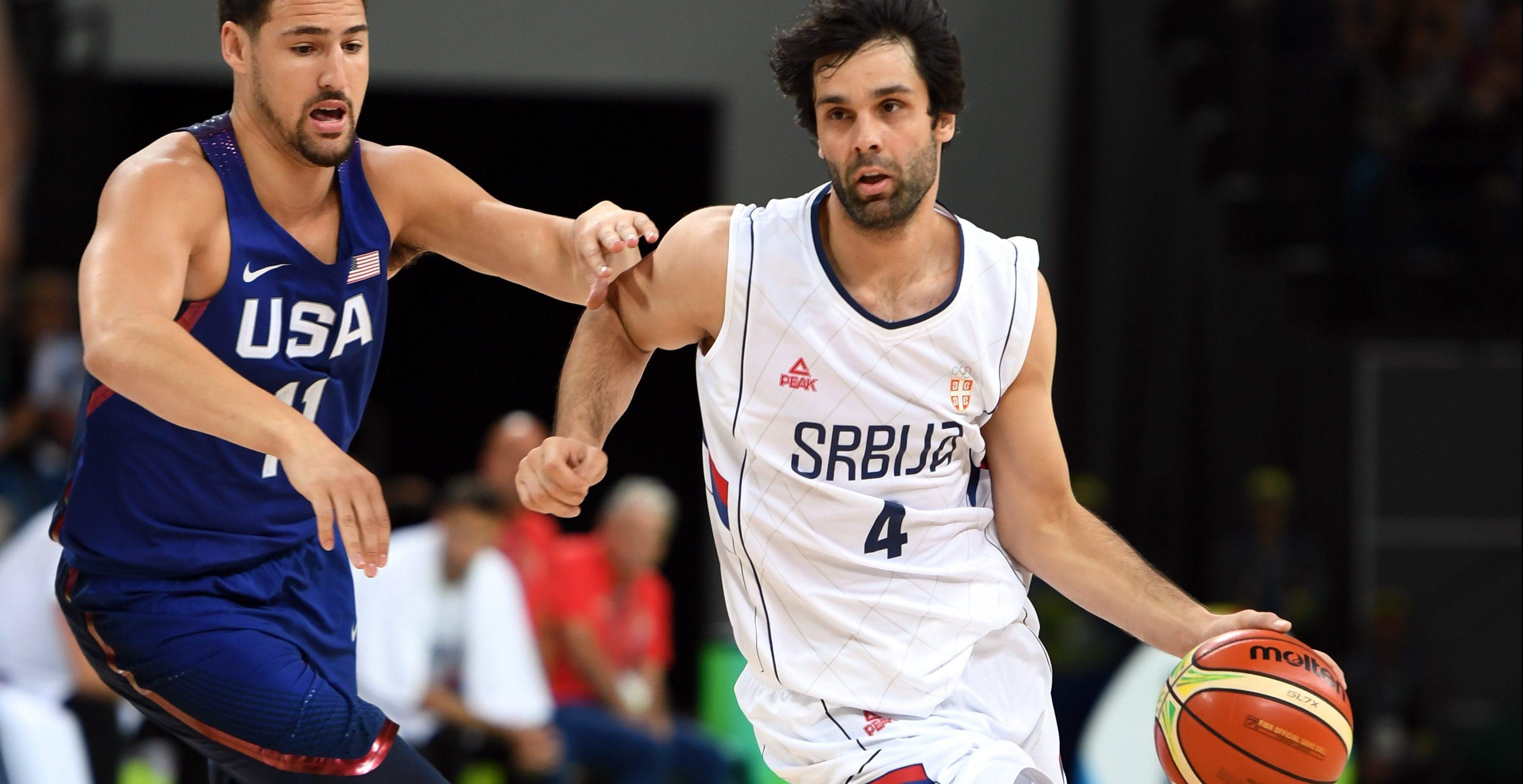 特奥多西奇将为塞尔维亚出战世预赛,本赛季不签约任何球队