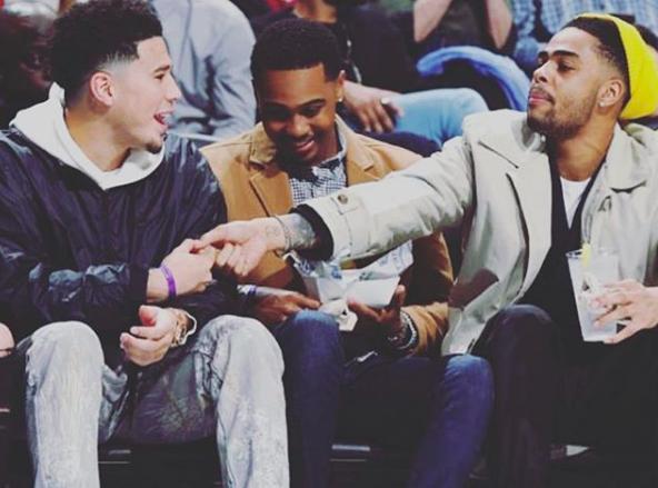 拉塞尔末节砍27分,近两年来NBA球员第四节最高得分
