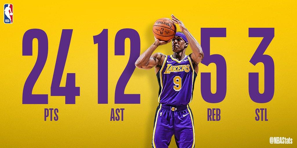 NBA官方评选今日最佳数据:隆多砍下24+5+12成功当选