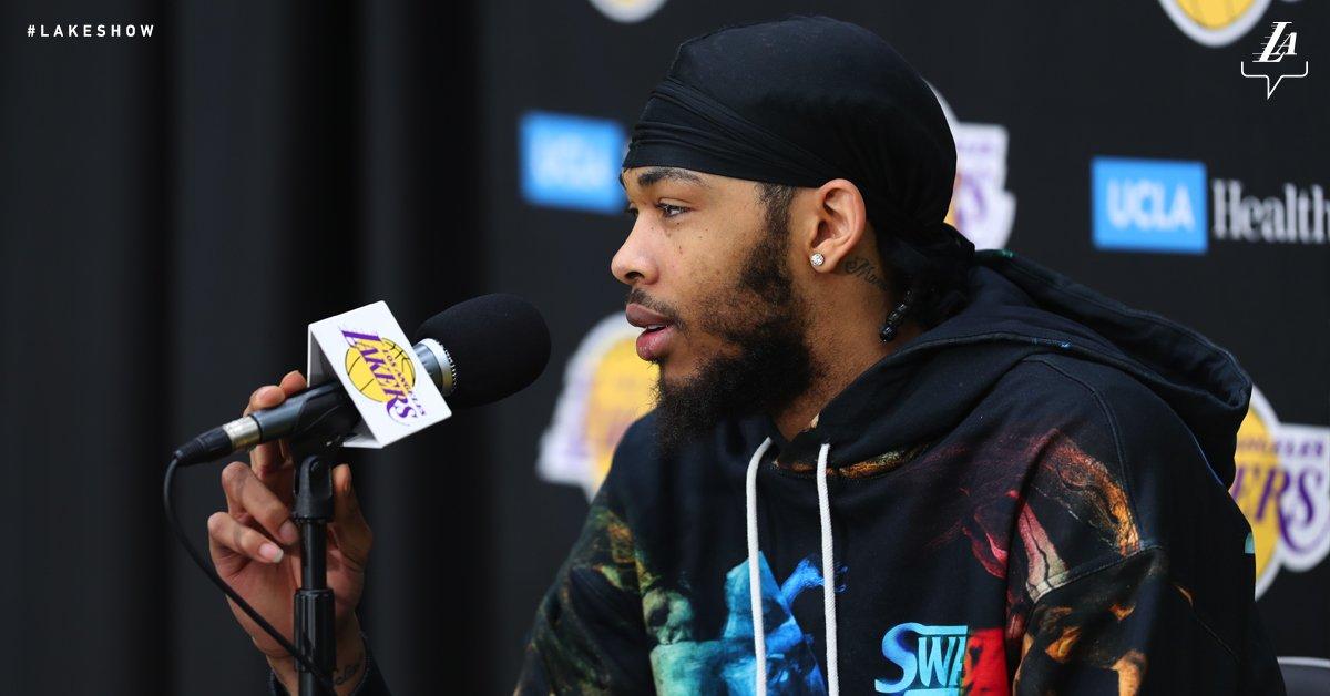 英格拉姆谈应对伤病:没篮球的生活,我不知道做什么