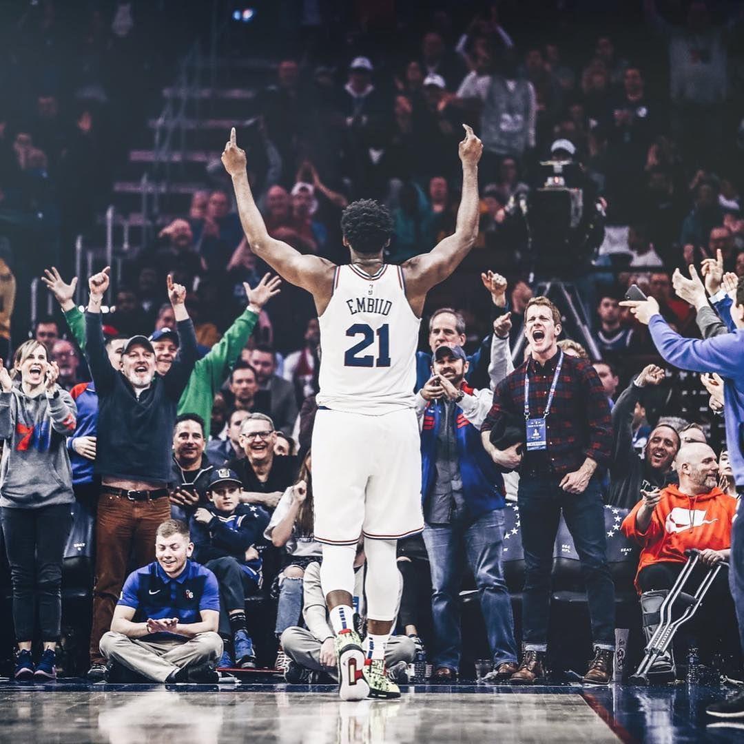 恩比德更新社交媒体:又到了季后赛的时间了 NBA新闻 第1张