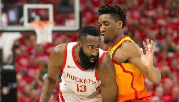 米切尔:我们很兴奋本赛季能在全员健康的情况下对阵火箭 NBA新闻