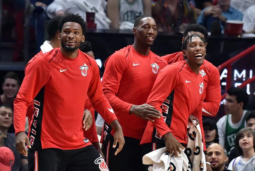 理查德森:温斯洛和阿德巴约还能继续进步 NBA新闻