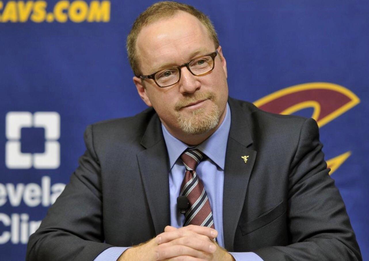 Woj:大卫-格里芬可能成为鹈鹕篮球运营执行副总裁