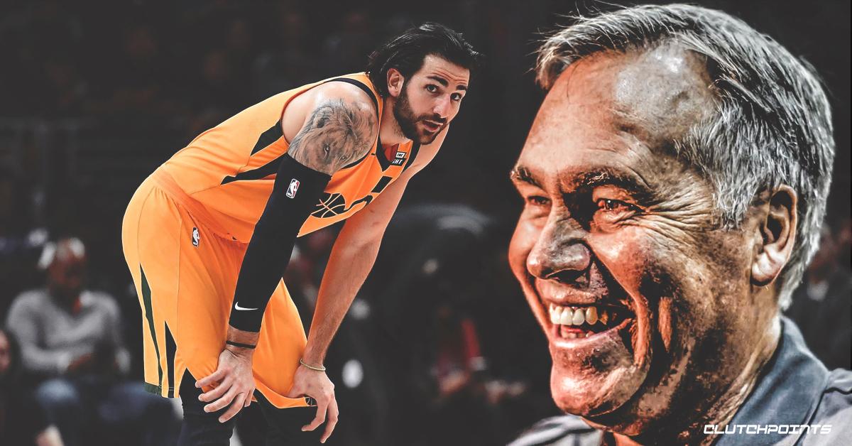 德安东尼:卢比奥被低估了,他让爵士变得更出色 NBA新闻