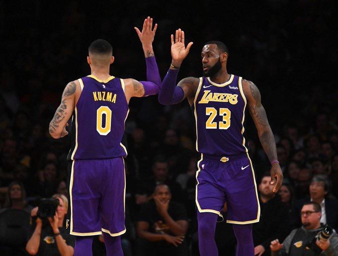 库兹马问答:詹姆斯上次吃饭让我买单,下赛季目标全明星 NBA新闻