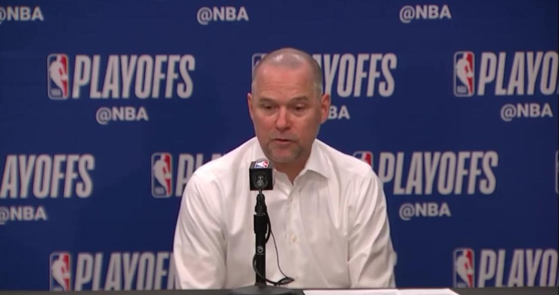 马龙:球队并不紧张,只是没能投中球 NBA新闻