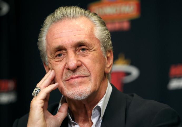 莱利:今年选秀球员质量很高,明夏有空间不一定要签人 NBA新闻