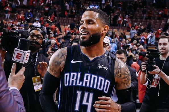 DJ-奥古斯丁更新社媒:这感觉如此美妙 NBA新闻 第1张