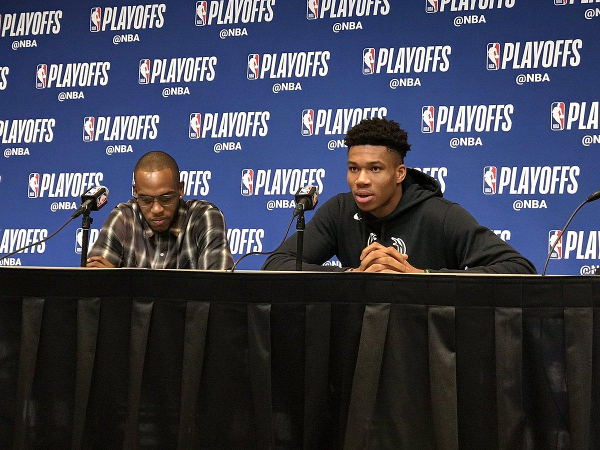 字母哥谈德拉蒙德恶犯:要保持镇静,不指望裁判的照顾 NBA新闻