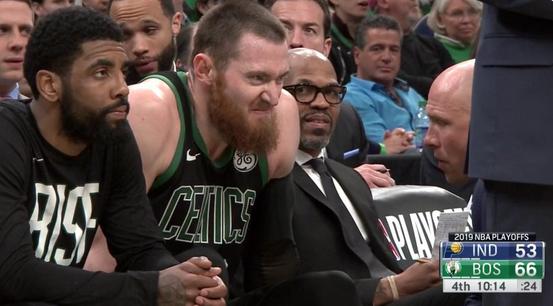 贝恩斯:我们尽力不让对手打得舒服,这样打球很有意思 NBA新闻 第1张