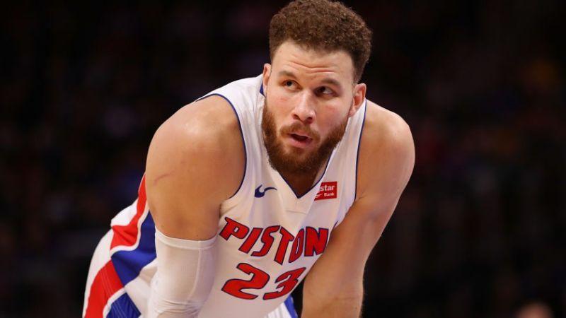 格里芬因左膝酸痛将缺席今天对阵雄鹿的比赛 NBA新闻