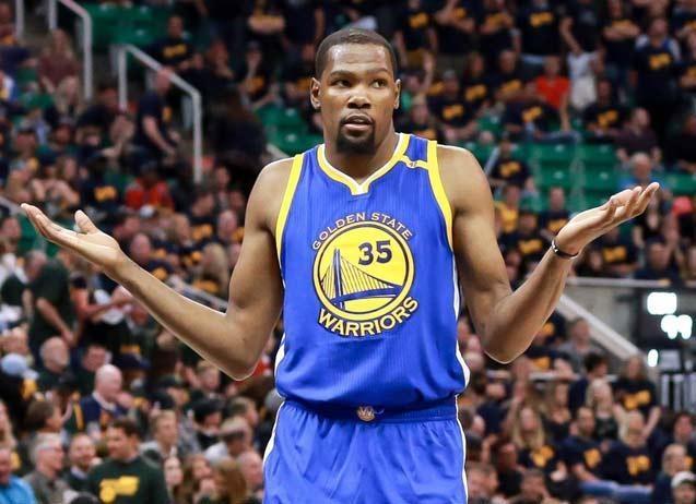 杜兰特:我知道加盟勇士将让我承受骂名,但这么做值得 NBA新闻
