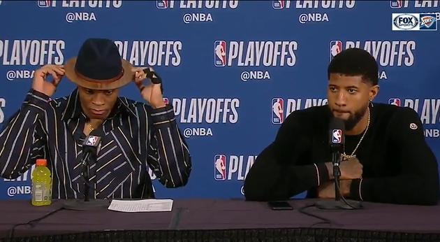 威少:我要为今晚的失利负责,我的表现是不可接受的 NBA新闻