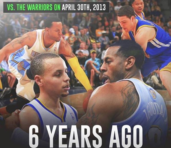 时隔6年!掘金再次在季后赛中取得胜利 NBA新闻