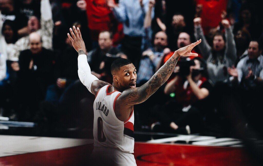 利拉德:关键时刻我能顶住压力,会等到属于我的时刻 NBA新闻
