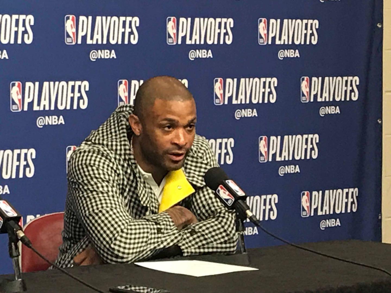 塔克:当我们打出我们的表现时,没人能击败我们