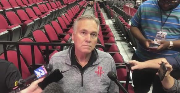 德帅:我们只是赢下了主场比赛,真正的系列赛还没有开始