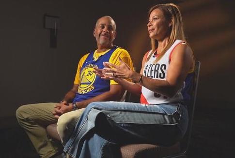 库里父母透露当初不希望勇士选库里原因:太远了 NBA新闻