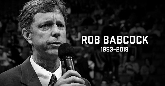 森林狼发推哀悼已故的球队前篮球运营副主席巴布科克 NBA新闻