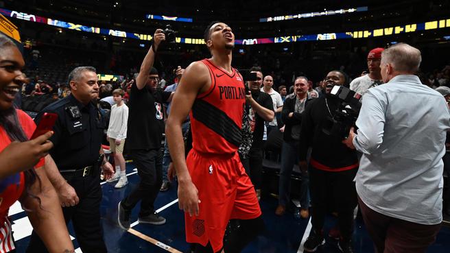 麦科勒姆:你必须坚信自己是最棒的,否则就无法取得成功 NBA新闻