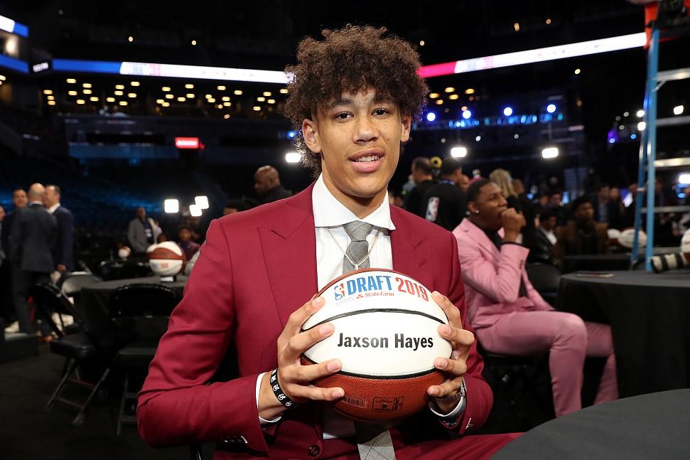[虎][视频]鹈鹕选中八号新秀贾克森-海斯NCAA精彩集锦