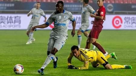 官方:沙尔克前锋特克佩泰租借加盟杜塞尔多夫2年