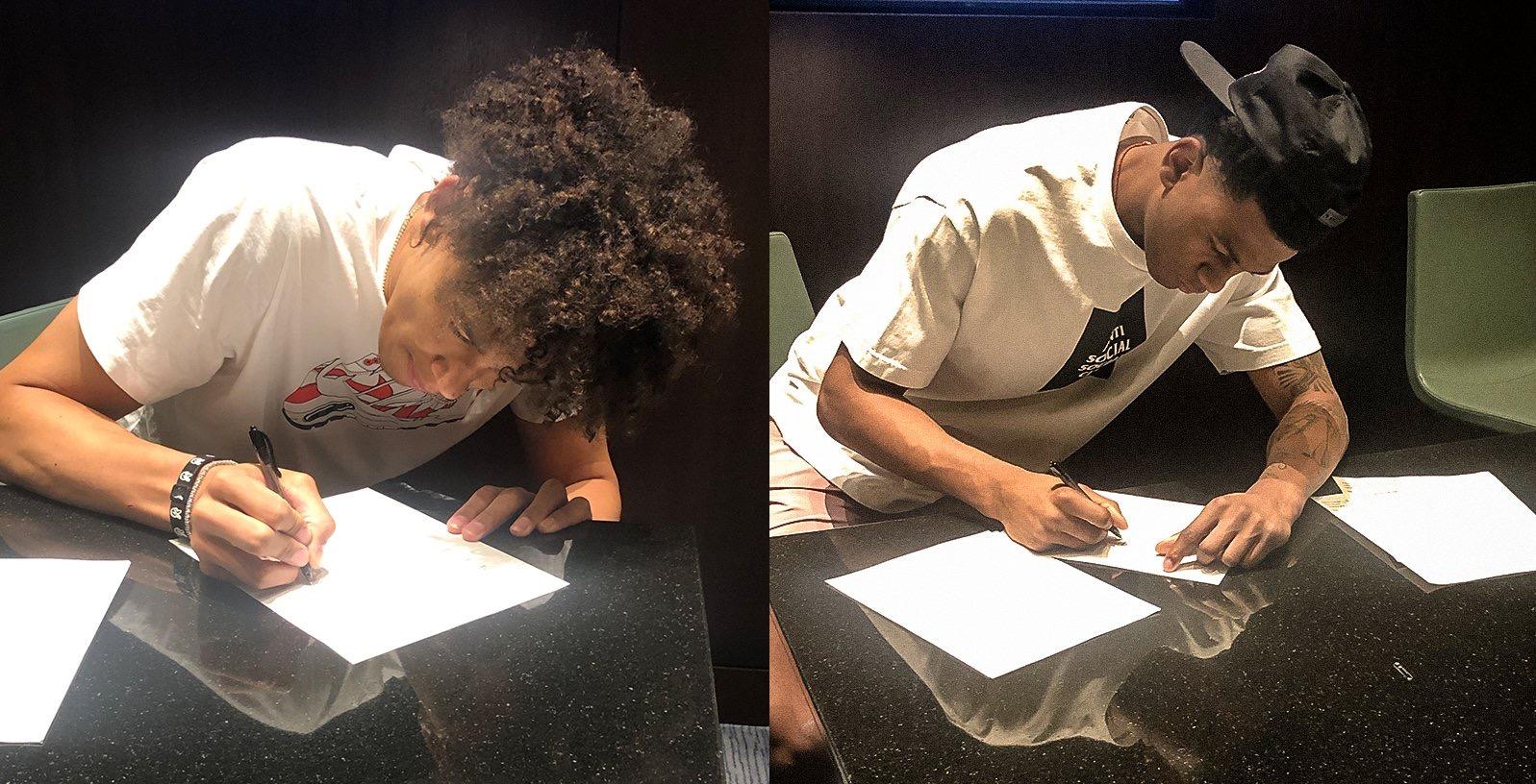 [虎]官方:鹈鹕正式签约新秀海斯和沃克